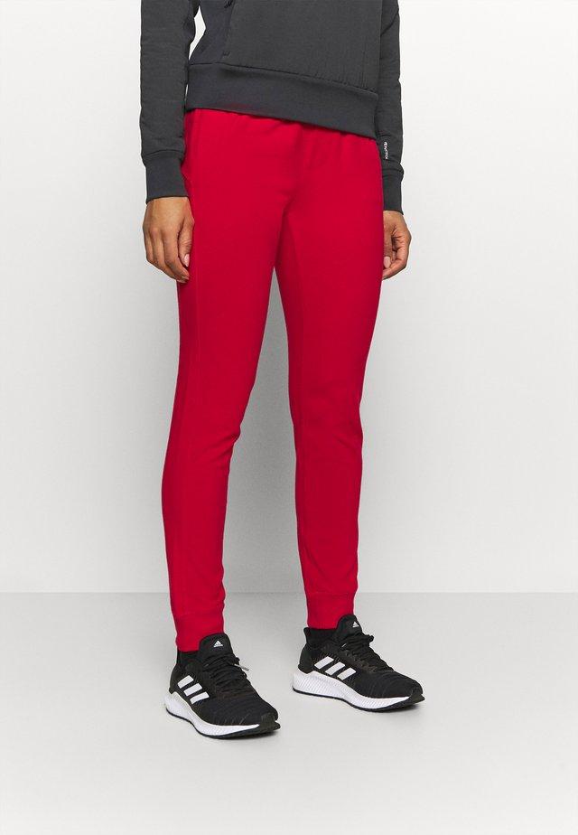 TAFFY - Spodnie treningowe - red