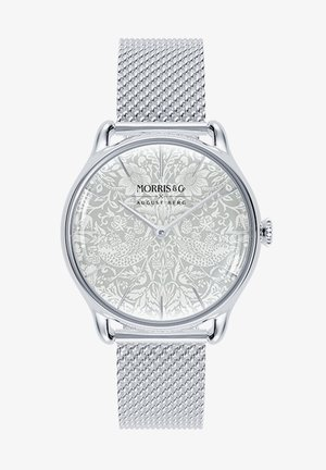 UHR MORRIS & CO SILVER MESH 30MM - Watch - pure