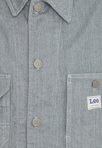 Lee - BOX POCKET LOCO UNISEX - Veste en jean - rinse - 2