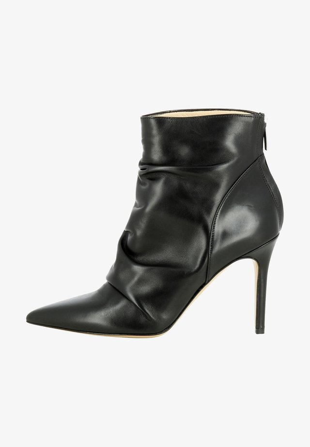 EMILIA - High heeled ankle boots - schwarz