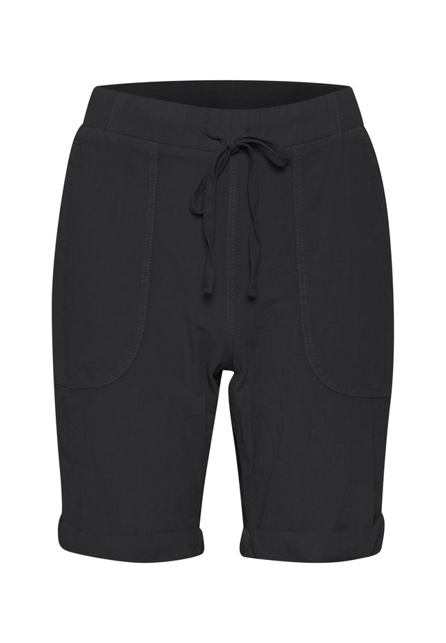 KANAYA - Shorts - black deep