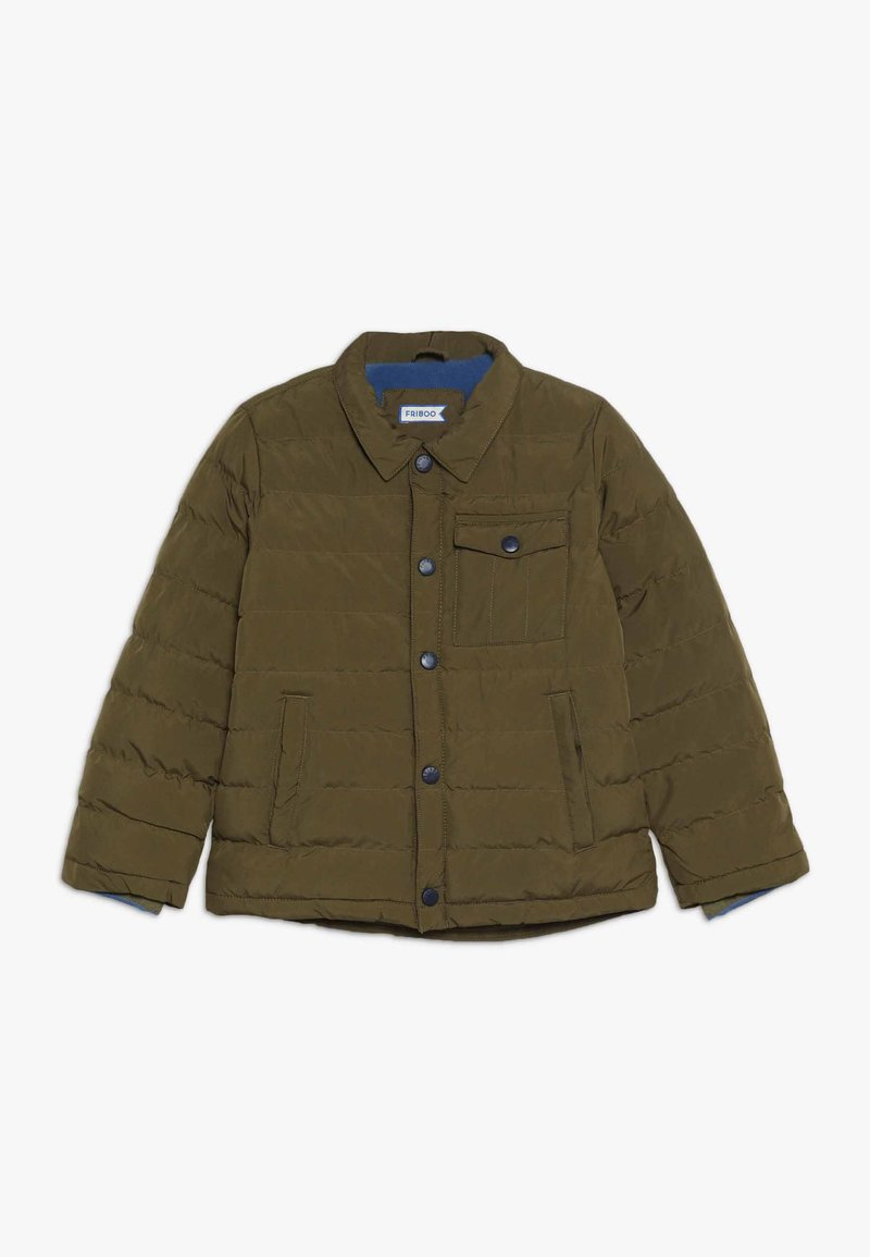 Friboo - Winter jacket - military olive