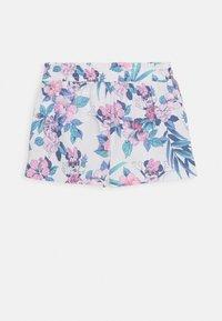 GAP - TODDLER GIRL SMOCKED  - Shorts - blue - 0