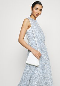 Nümph - BARACA DRESS - Maxi dress - wedgewood - 3