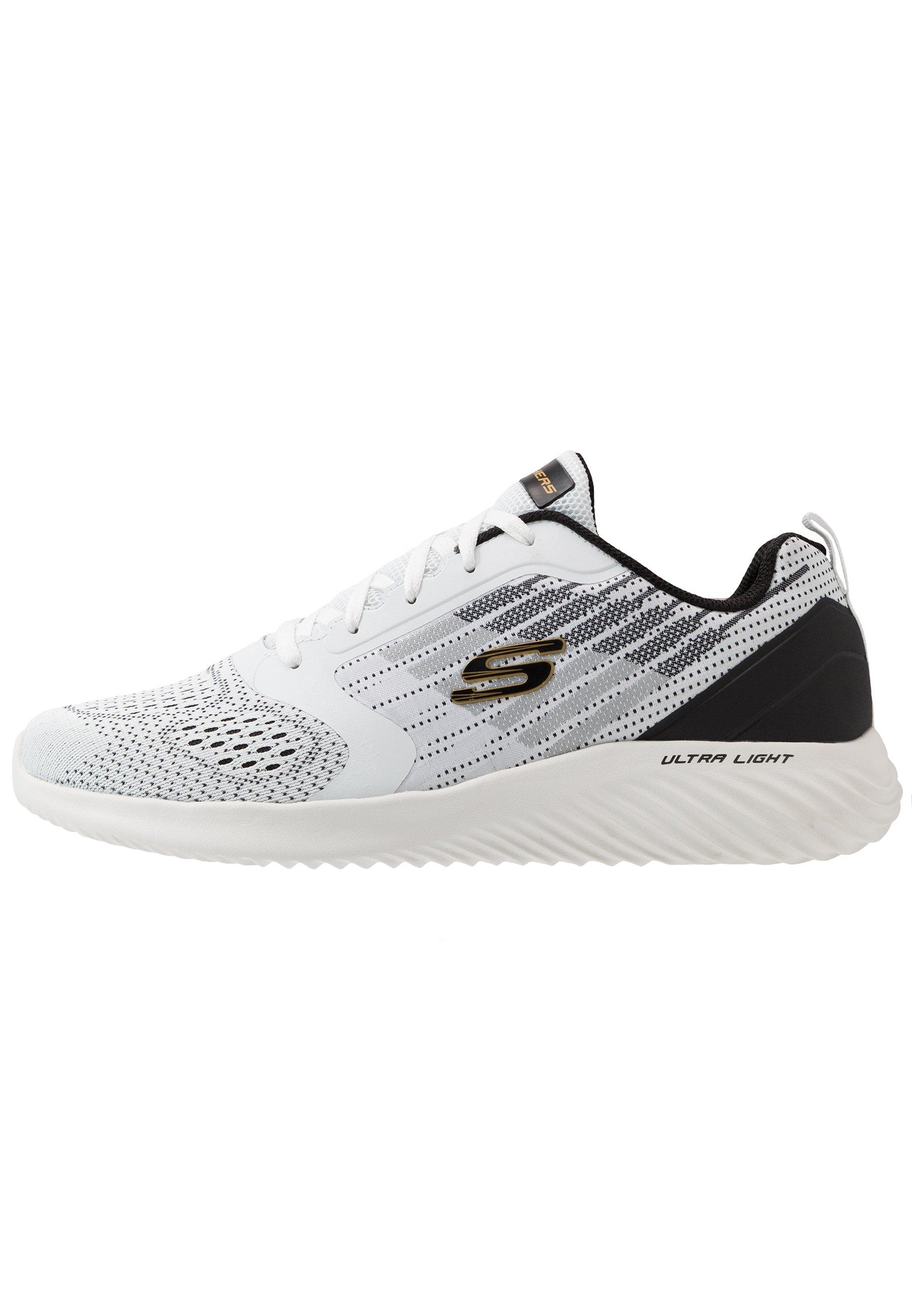 Herren BOUNDER - Sneaker low - white/black