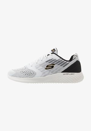 BOUNDER - Trainers - white/black