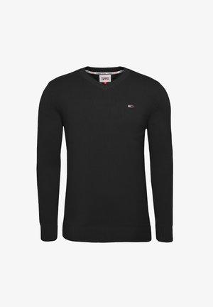 ESSENTIAL - Pullover - black