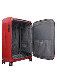 Roncato - NEW YORK  - Wheeled suitcase - red - 4