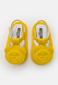 MOSCHINO - UNISEX - First shoes - yellow - 3