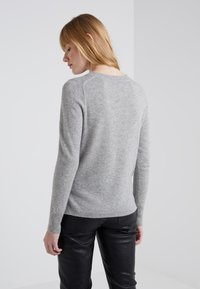 J.CREW - LAYLA CREW - Pullover - heather grey - 2