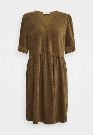 FREYA DRESS - Kjole - bronze