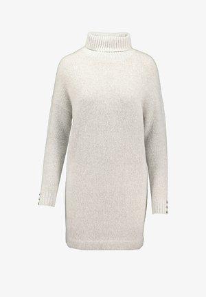 MISSING TITLE - Jumper dress - grey