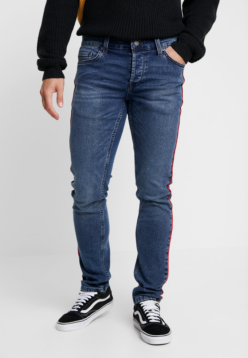 Only & Sons - ONSVPLOOM PIPIN - Jeans slim fit - blue denim