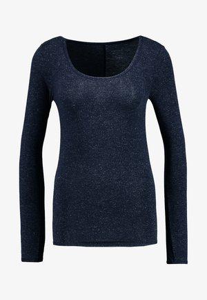 PERSONAL FIT LONGSLEEVE - Nattøj trøjer - nachtblau