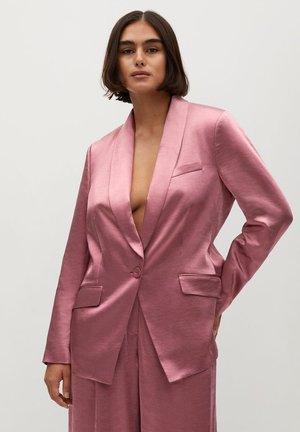 MOSCU - Blazer - rosa