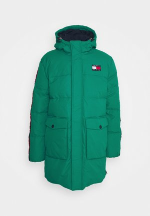 STATEMENT - Down coat - midwest green