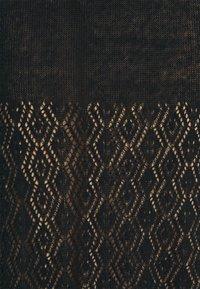 Trussardi - Pletené šaty - black - 7