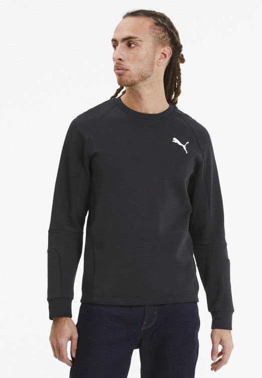 Puma - EVOSTRIPE - Sweatshirt - puma black