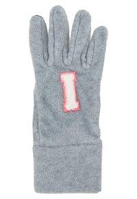 GAP - GIRL - Rękawiczki pięciopalcowe - grey heather - 1