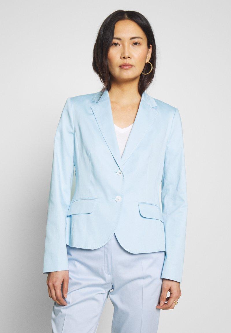 More & More - Blazer - light blue