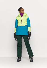 Columbia - BACKSLOPE - Snow pants - spruce - 1