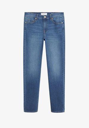 SUSAN - Slim fit jeans - dark blue