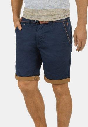 NEJI - Shorts - navy