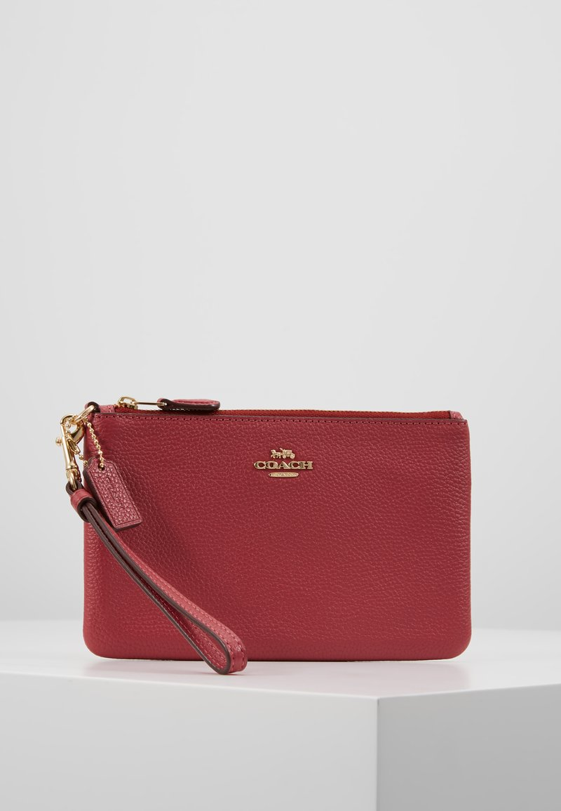 Coach - SMALL WRISTLET - Psaníčko - dusty pink
