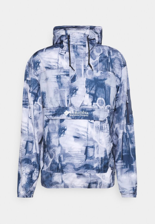 CHALLENGER™  - Windbreaker - nocturnal water color city