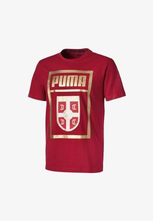 SERBIA  - T-shirt med print - chili pepper