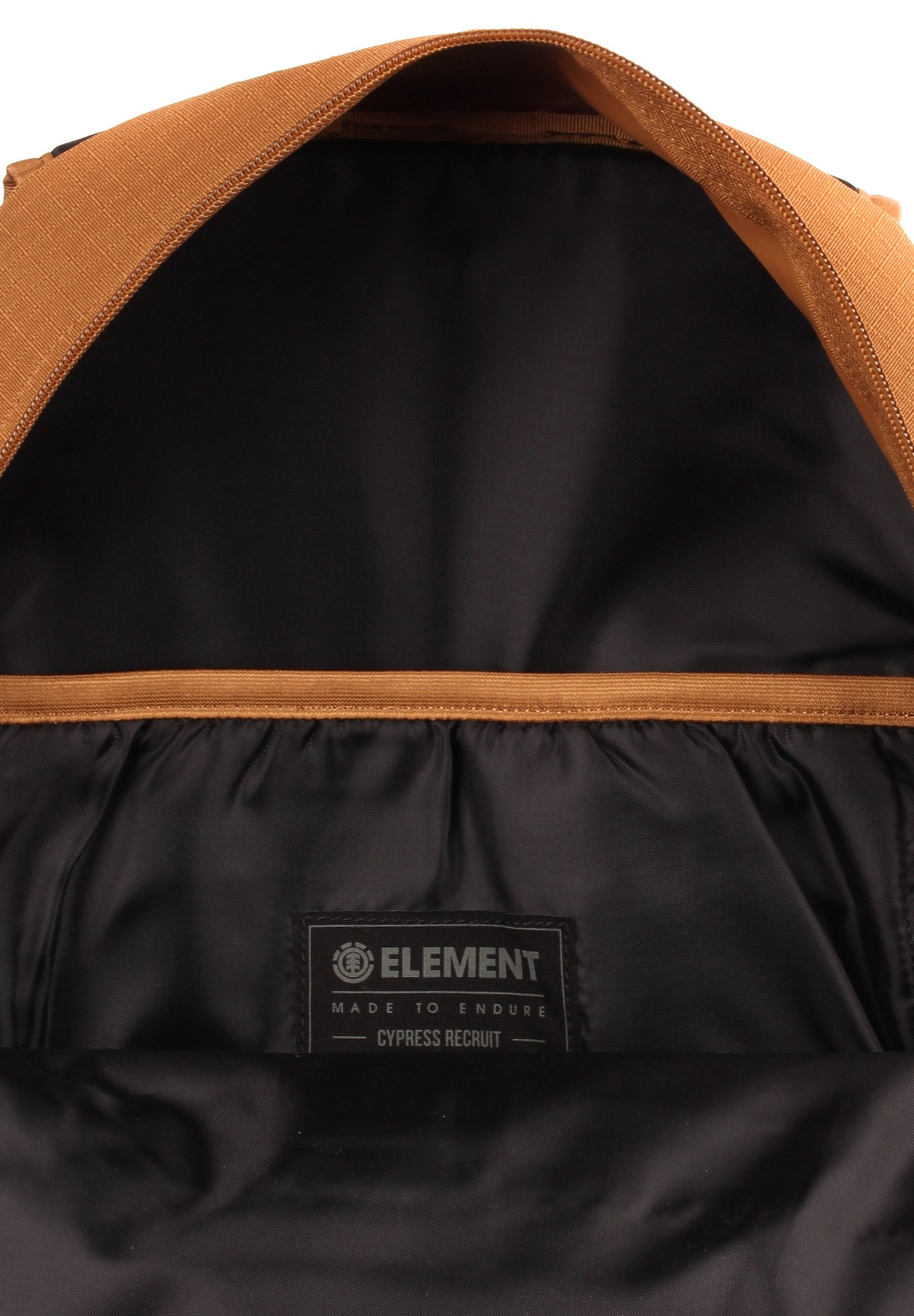 Element CYPRESS RECRUIT - Tagesrucksack - bronco brown/braun - Herrentaschen QP2XB