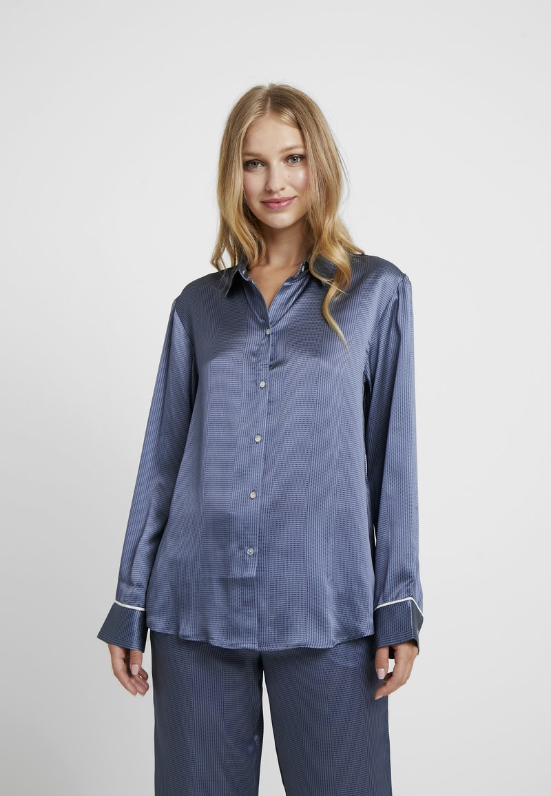 ASCENO - Nightie - blue