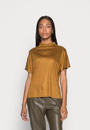 KADITI - Basic T-shirt - cinnamon