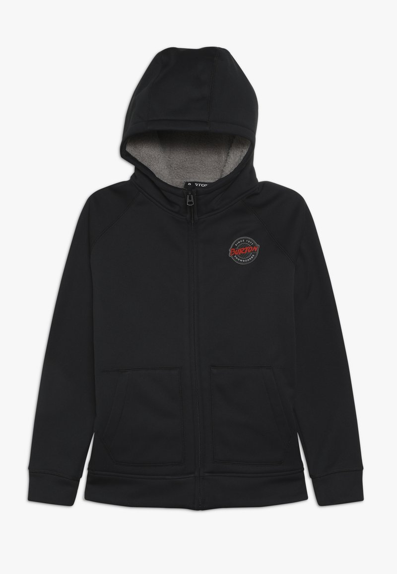 Burton - CROWN - Fleece jacket - true black