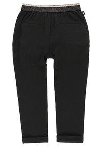 Boboli - Spodnie materiałowe - black - 1