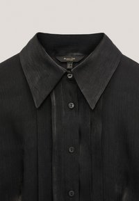 Massimo Dutti - Maxi dress - dark grey - 5
