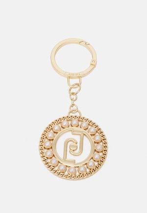 KEY RING - Keyring - light gold-coloured