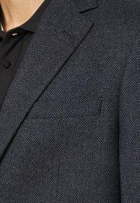 Bruun & Stengade - MAXI - Blazer jacket - navy - 4