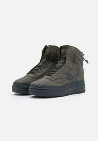 Nike Sportswear - AIR FORCE 1 - High-top trainers - cargo khaki/off noir/seaweed - 2