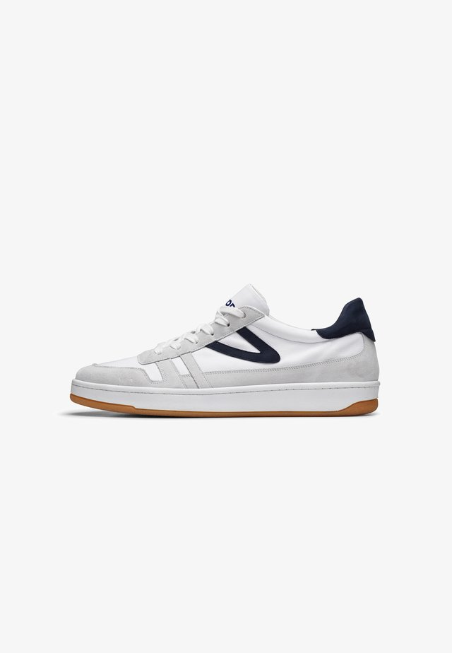COURT CLAY M'S - Sneakers laag - white/navy