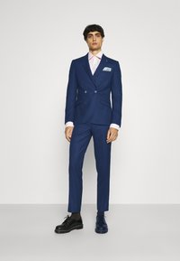 Shelby & Sons - WATERSIDE WITH CHAIN DETAIL - Puku - blue - 1