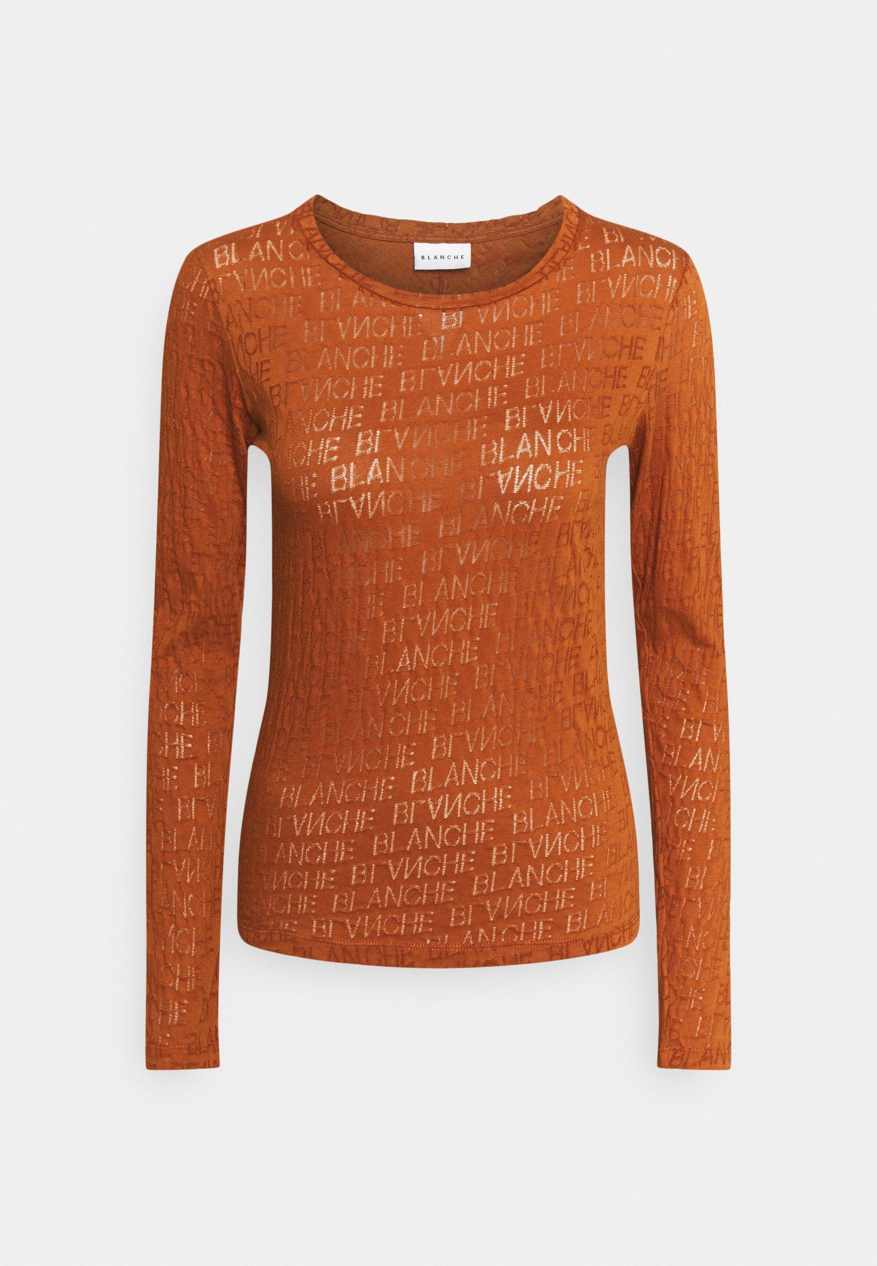 Women LUGGA LONGSLEEVE - Long sleeved top