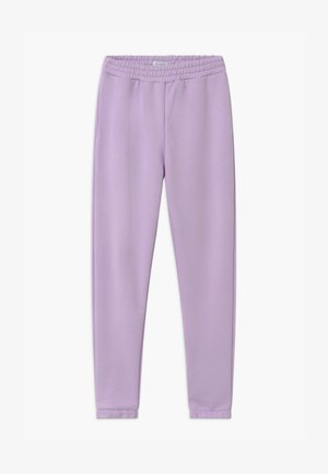 LILIAN - Tracksuit bottoms - light purple