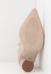 BEBO - HADLEY - High heeled ankle boots - nude - 6