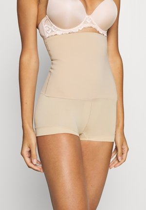 HIGH WAIST BOYSHORT - Shapewear - nude