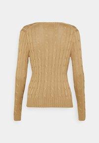 Polo Ralph Lauren - CLASSIC - Sweter - luxury tan - 6