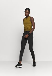 Nike Performance - TANK ALL OVER  - Funktionsshirt - olive flak - 1