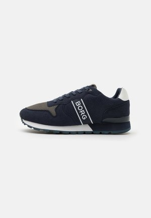 R455 - Sneakersy niskie - navy/dark grey