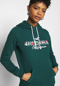 Hollister Co. - Mikina - green - 3