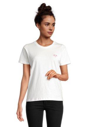 PALME - Print T-shirt - offwhite